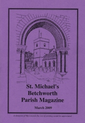 Betchworth Parish Magazine Cover