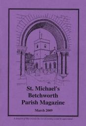 Betchworth Parish Magazine Cover