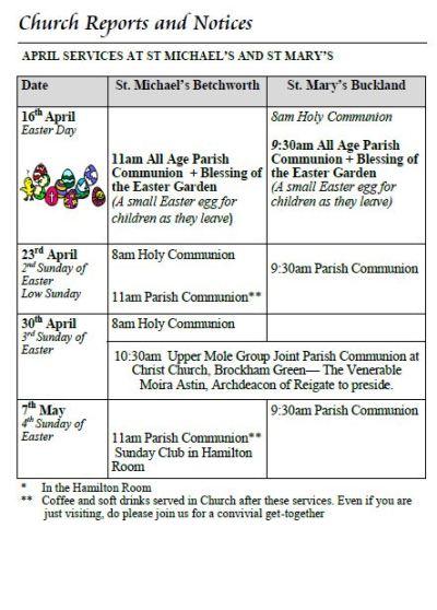 April Services (2)