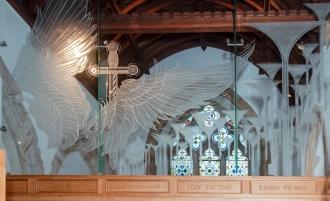 Lady Chapel Screen