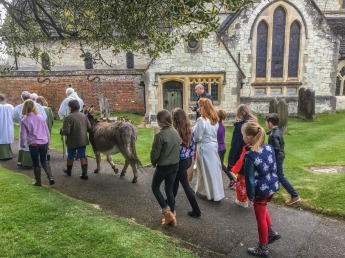 St Michael's Palm Sunday 14 April 2019-1565