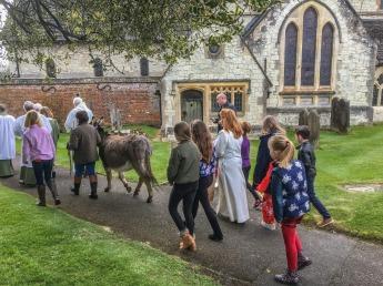 St Michael's Palm Sunday 14 April 2019-1565