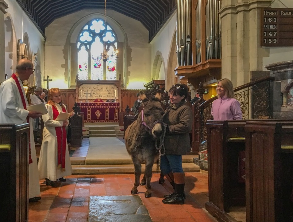 St Michael's Palm Sunday 14 April 2019-1618